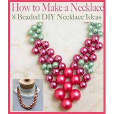 8 Beaded Necklace Ideas