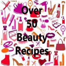 DIY Over 50 Beauty Recipes