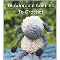 Adorable Animals to Crochet