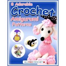 8 Adorable Crochet Amigurumi Patterns