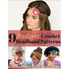 Radiant headband patterns