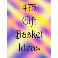 475 Gift Basket Ideas