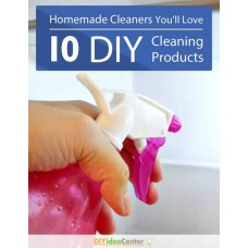 Home Made Cleaners