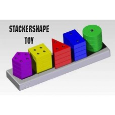 Stackershape Toy