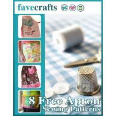8 Apron Sewing Patterns