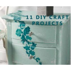 11 DIY Craft Projects