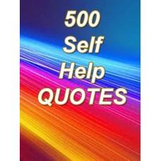 500 Self Help Quotes