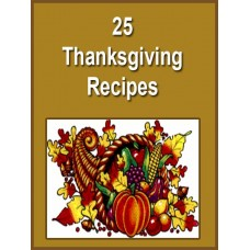 25 Thanksgiving Recipes